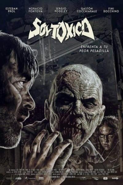 Caratula, cartel, poster o portada de Soy tóxico