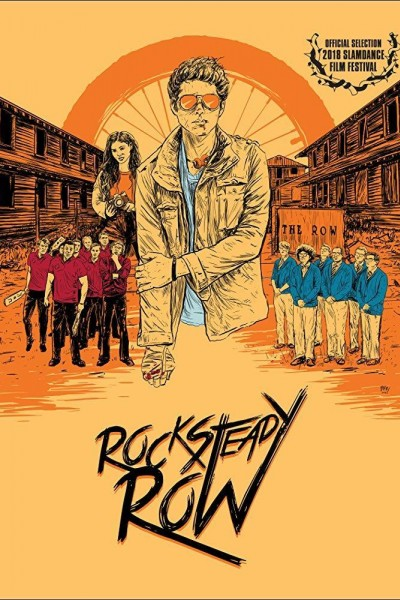 Caratula, cartel, poster o portada de Rock Steady Row