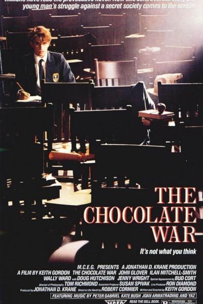 Caratula, cartel, poster o portada de La guerra de los bombones