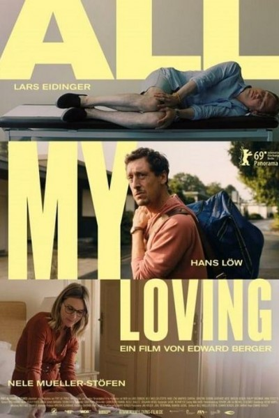 Caratula, cartel, poster o portada de All My Loving
