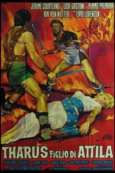 Caratula, cartel, poster o portada de El hijo de Atila