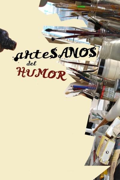 Caratula, cartel, poster o portada de Artesanos del humor