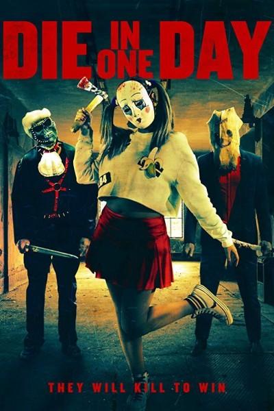 Caratula, cartel, poster o portada de Die in One Day - Improvvisa o Muori