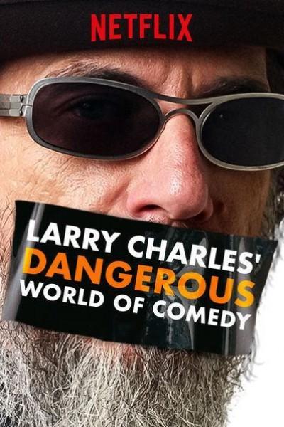 Caratula, cartel, poster o portada de Larry Charles\' Dangerous World of Comedy