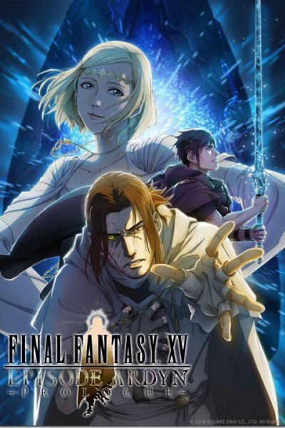 Caratula, cartel, poster o portada de Final Fantasy XV: Episode Ardyn – Prologue