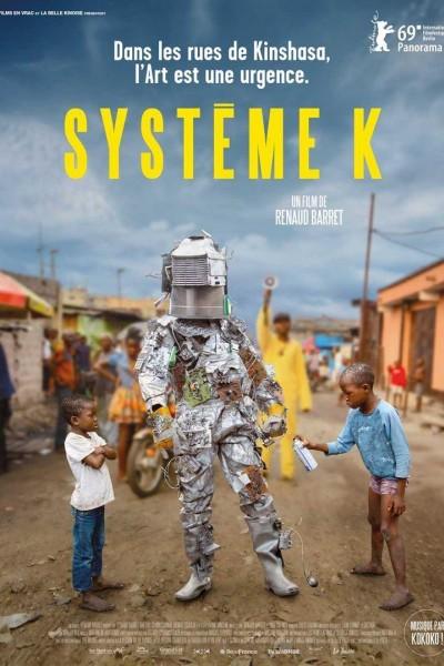 Caratula, cartel, poster o portada de System K