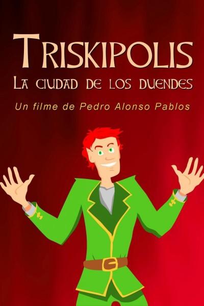 Caratula, cartel, poster o portada de Triskípolis, la ciudad de los Duendes