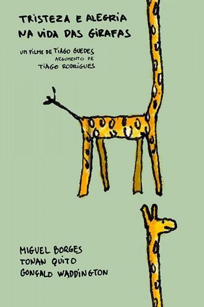Caratula, cartel, poster o portada de Tristeza e Alegria na Vida das Girafas