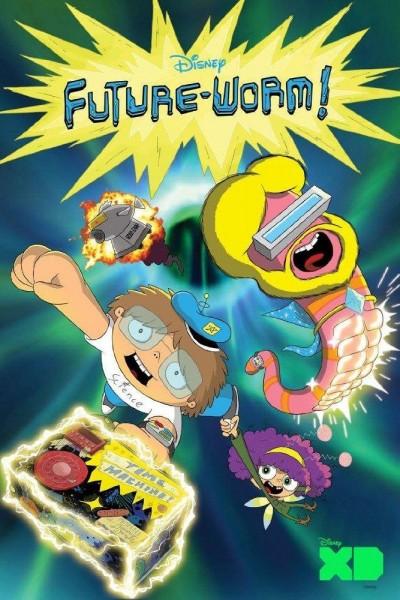 Caratula, cartel, poster o portada de Future-Worm!
