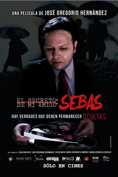 Caratula, cartel, poster o portada de El secreto de mi amigo Sebas
