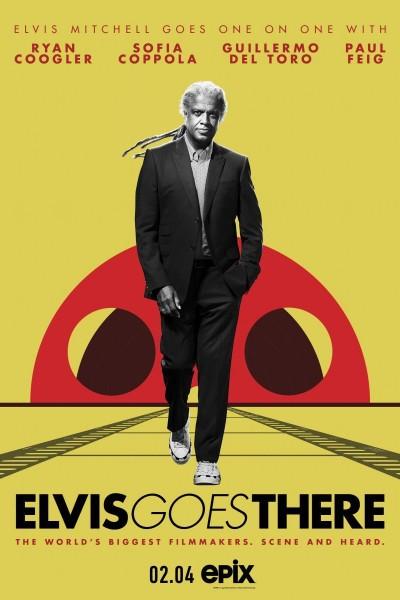 Caratula, cartel, poster o portada de Elvis Goes There