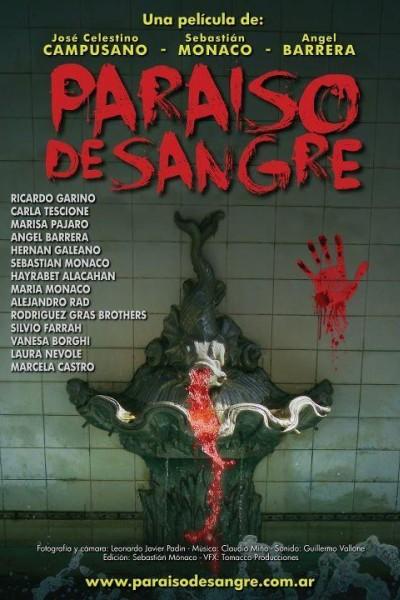 Caratula, cartel, poster o portada de Paraíso de sangre