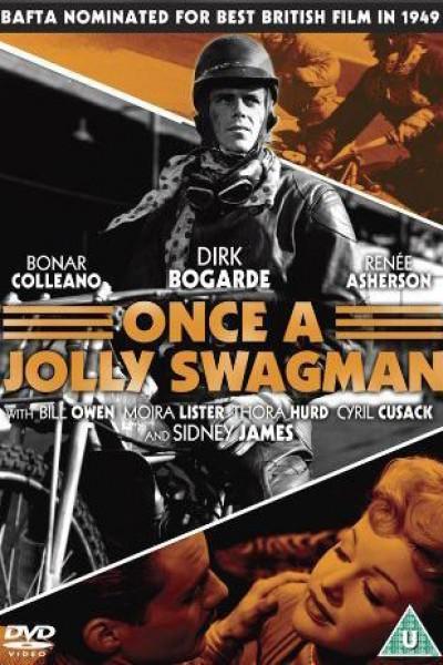 Caratula, cartel, poster o portada de Once a Jolly Swagman