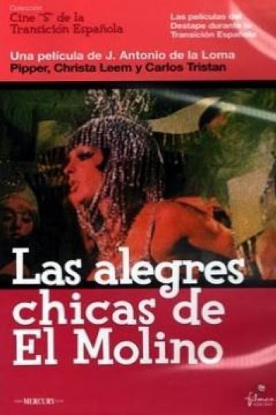 Caratula, cartel, poster o portada de Las alegres chicas de \'El Molino\'