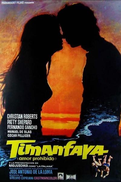 Caratula, cartel, poster o portada de Timanfaya (Amor prohibido)