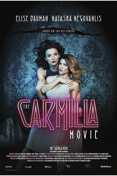 Caratula, cartel, poster o portada de The Carmilla Movie