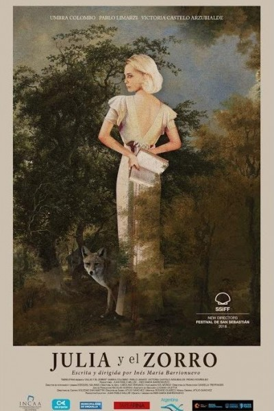 Caratula, cartel, poster o portada de Julia y el zorro
