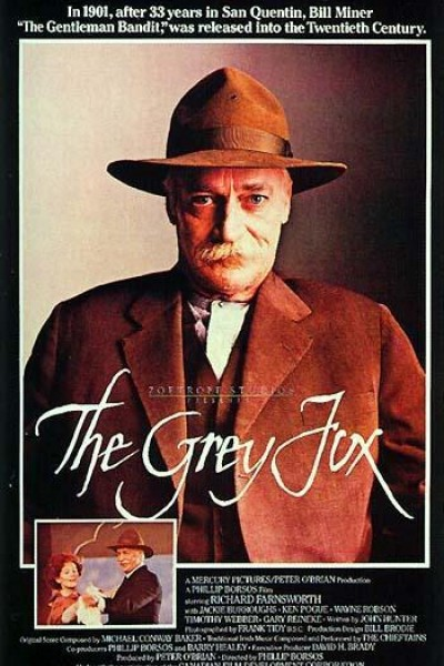 Caratula, cartel, poster o portada de El zorro gris