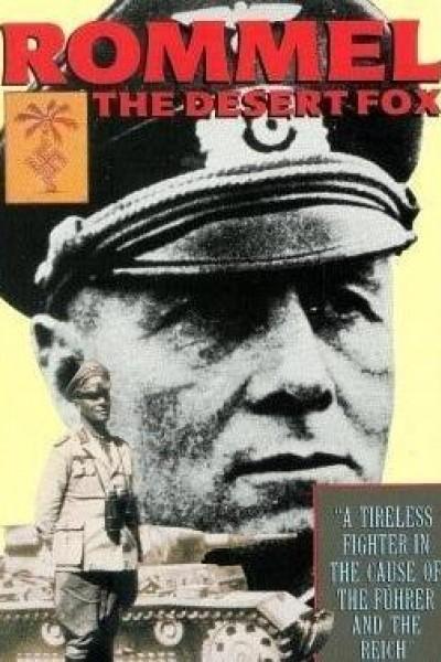 Caratula, cartel, poster o portada de Rommel, el zorro del desierto