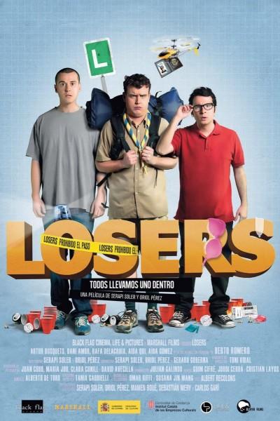 Caratula, cartel, poster o portada de Losers
