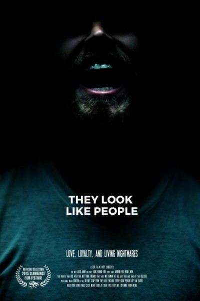 Caratula, cartel, poster o portada de They Look Like People