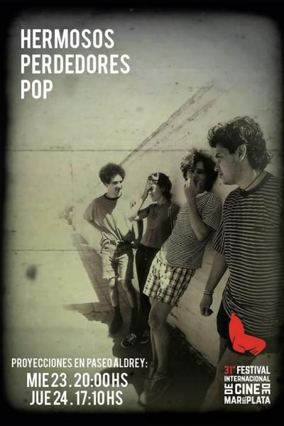Caratula, cartel, poster o portada de Hermosos Perdedores Pop
