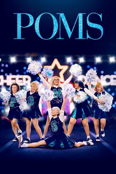 Caratula, cartel, poster o portada de Poms