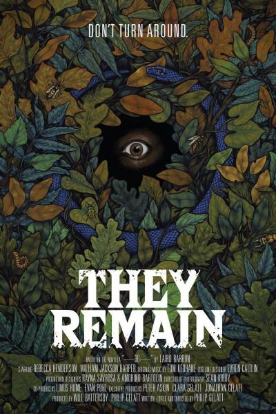 Caratula, cartel, poster o portada de They Remain