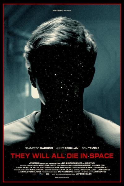 Caratula, cartel, poster o portada de They Will All Die in Space