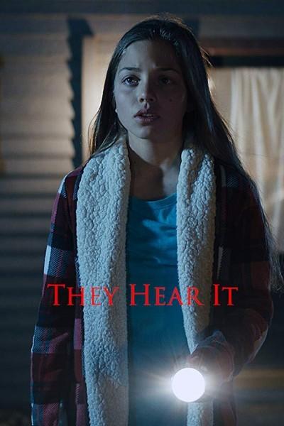 Caratula, cartel, poster o portada de They Hear It