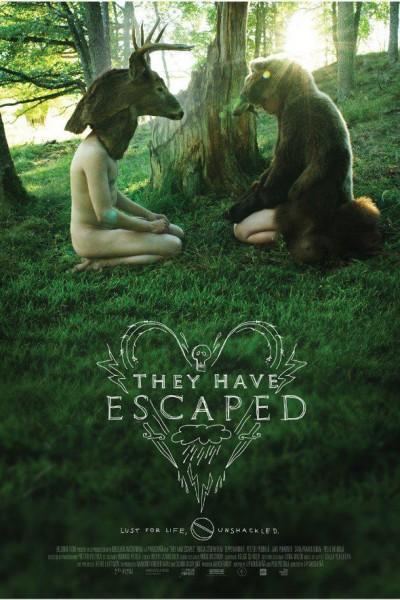 Caratula, cartel, poster o portada de They Have Escaped