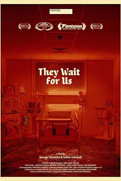 Caratula, cartel, poster o portada de They Wait for Us