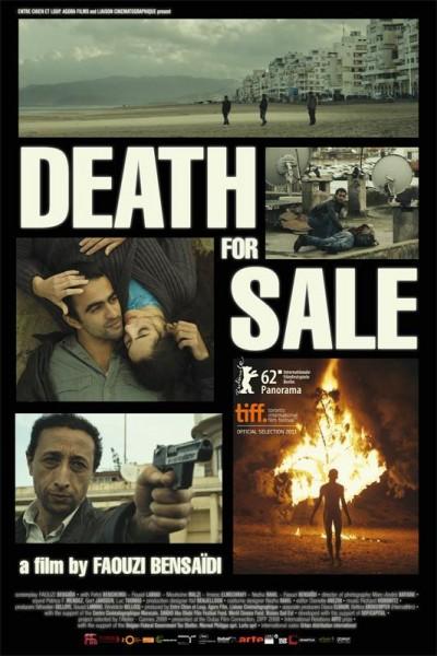Caratula, cartel, poster o portada de Muerte en venta