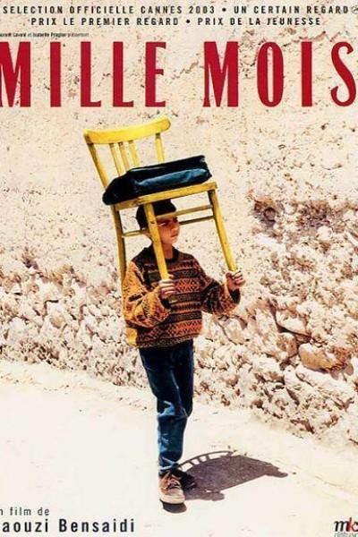 Caratula, cartel, poster o portada de Mil meses