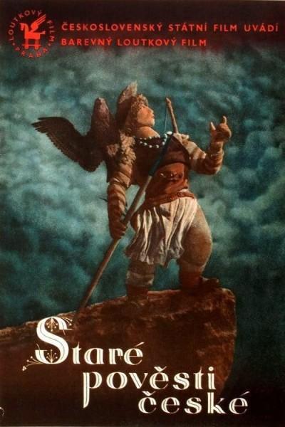 Caratula, cartel, poster o portada de Viejas leyendas checas