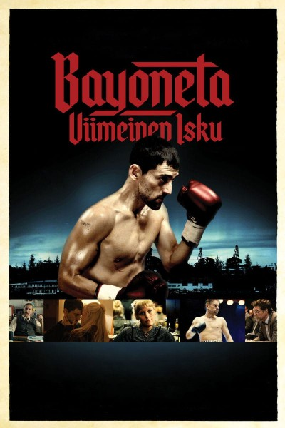 Caratula, cartel, poster o portada de Bayoneta