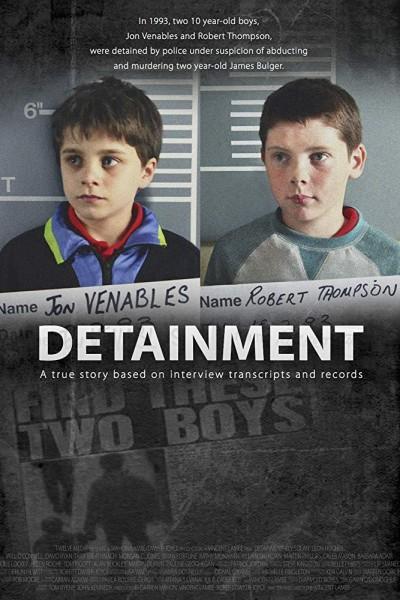 Caratula, cartel, poster o portada de Detainment