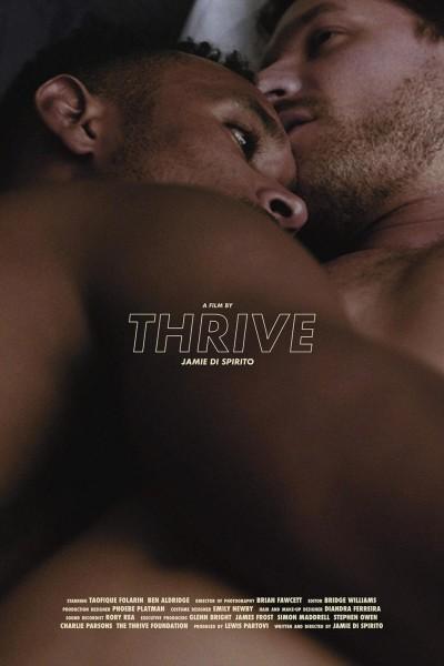Caratula, cartel, poster o portada de Thrive