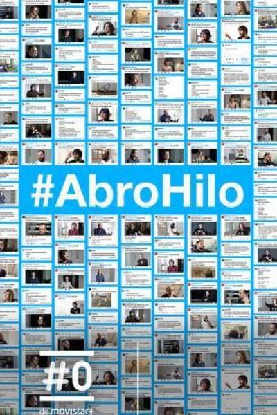 Caratula, cartel, poster o portada de #AbroHilo