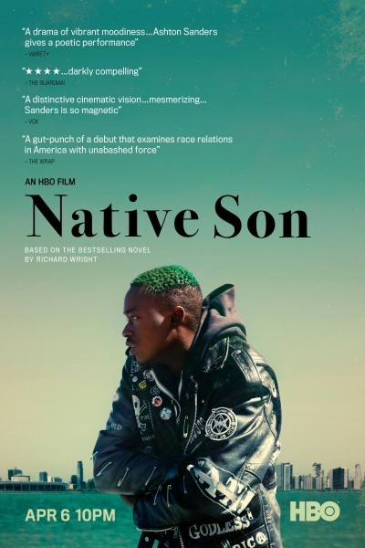 Caratula, cartel, poster o portada de Native Son