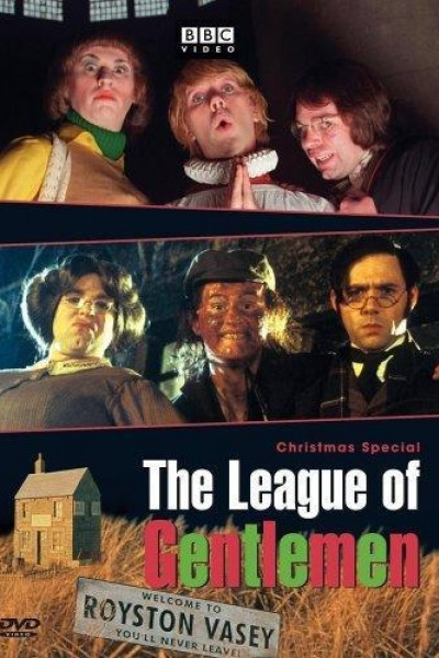 Caratula, cartel, poster o portada de The League of Gentlemen Christmas Special