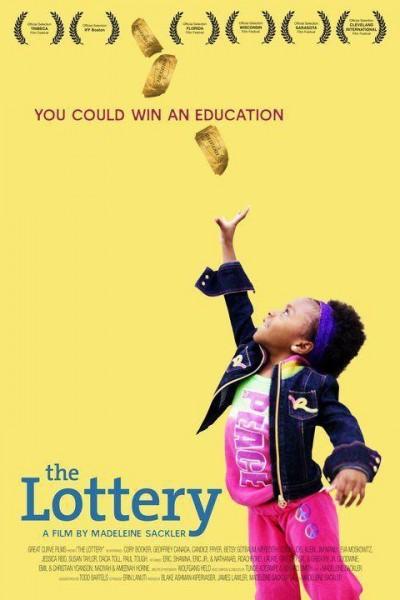 Caratula, cartel, poster o portada de The Lottery
