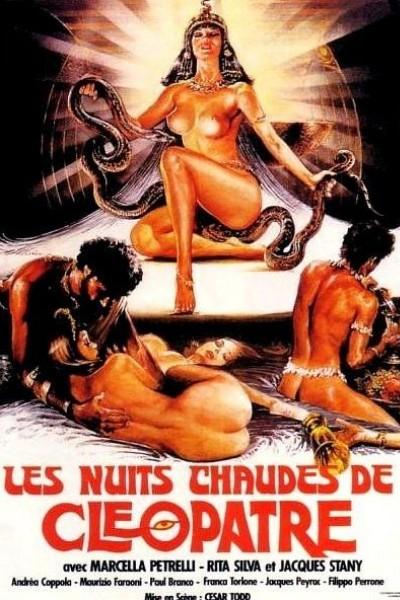 Caratula, cartel, poster o portada de Los sueños eróticos de Cleopatra