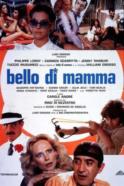 Caratula, cartel, poster o portada de Bello di mamma