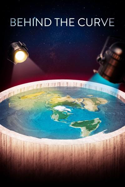 Caratula, cartel, poster o portada de La Tierra es plana