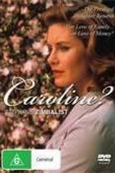 Caratula, cartel, poster o portada de Caroline?