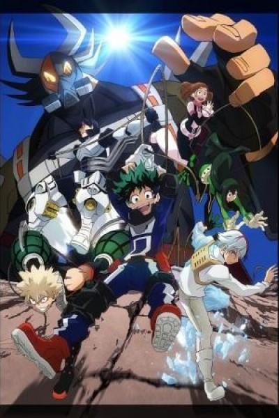 Caratula, cartel, poster o portada de Boku no Hero Academia Jump Festa 2016 Special: Rescue! Rescue Training!