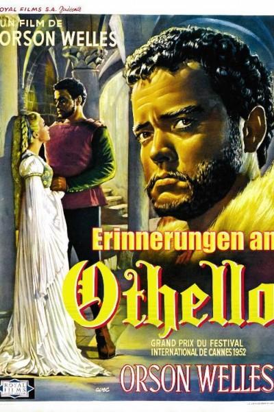 Caratula, cartel, poster o portada de Filming \'Othello\'