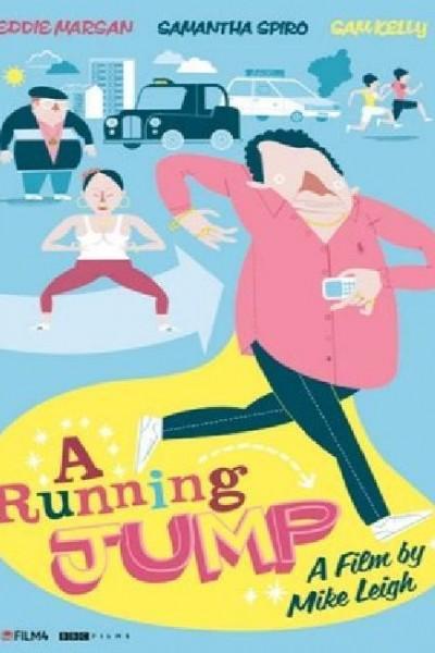 Caratula, cartel, poster o portada de A Running Jump