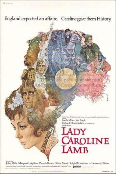 Caratula, cartel, poster o portada de Lady Caroline Lamb